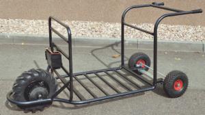 motúčko vozík